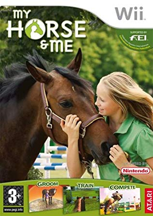 My Horse and Me - Nintendo Wii-Horse Palace-Horse Palace-update alt-text with template horse-education-supplements-training-riding-ebook-horse-dvd-guide-to-success-horseman-western-cowboy-cowgirl-stories-horse-safe-health-of-horse-breeding-horse-exercice-unicorn-stories