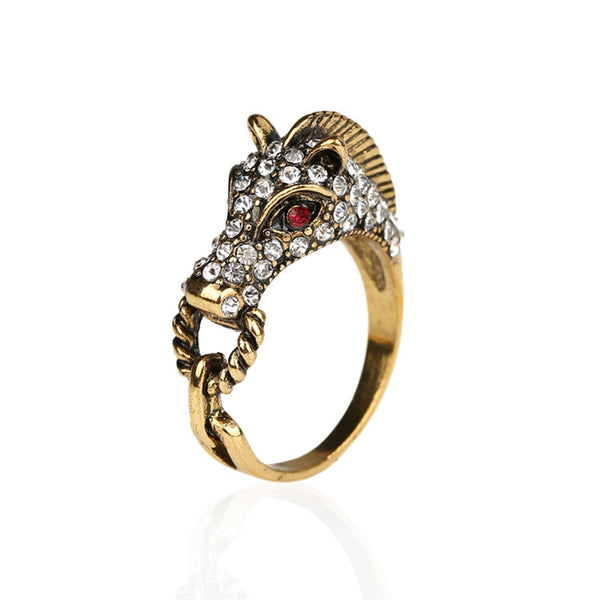 Red Eyes Horse Ring-Horse Palace-17-Red Eyes-Horse Palace-jewelery-horse-jewelry-horse-lover-jewelry-gifts