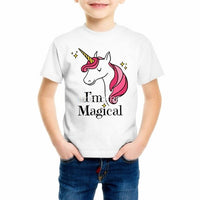 Unicorn Children's Shirt for Boys-Horse Palace-4-2T-Horse Palace-update alt-text with template horse-education-supplements-training-riding-ebook-horse-dvd-guide-to-success-horseman-western-cowboy-cowgirl-stories-horse-safe-health-of-horse-breeding-horse-exercice-unicorn-stories