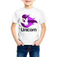 Unicorn Children's Shirt for Boys-Horse Palace-8-2T-Horse Palace-update alt-text with template horse-education-supplements-training-riding-ebook-horse-dvd-guide-to-success-horseman-western-cowboy-cowgirl-stories-horse-safe-health-of-horse-breeding-horse-exercice-unicorn-stories