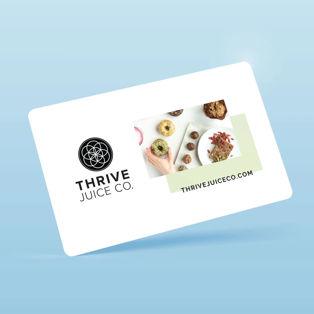 Thrive Juice Co. Gift Card