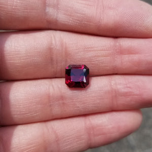 3.64ct Red Rubellite Tourmaline