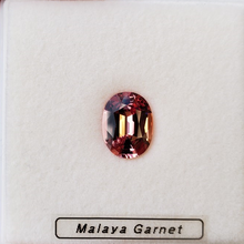 Load image into Gallery viewer, 8.45ct. Peacy Pink Mahenge Garnet