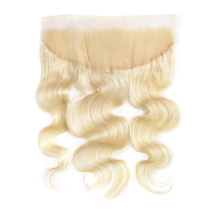 Blonde Bombshell Frontal - Body Wave