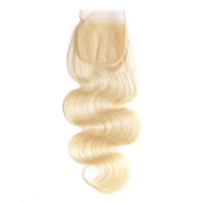 Blonde Bombshell Lace Closure