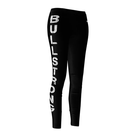Bullstrong Women's Casual Leggings - Black