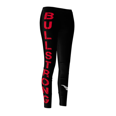 Copy of Bullstrong Women's Casual Leggings- Black