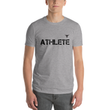 "Bullstrong T-Shirt - Athlete with ""Bull Strong"" (back)"