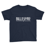 Bulls Coming At You - Youth Boy Short Sleeve T-Shirt