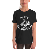 Yo Soy Crossfitero - Youth Girl Short Sleeve T-Shirt