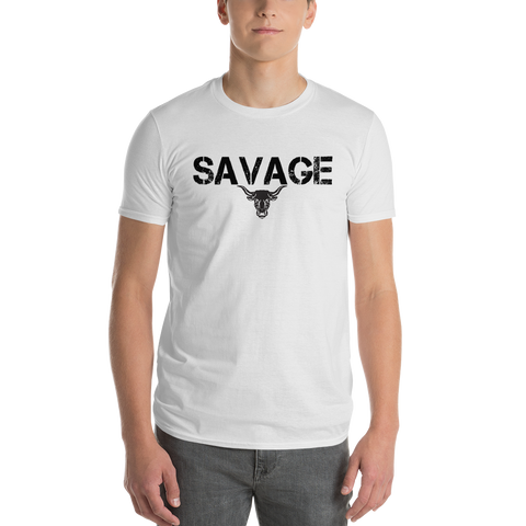 Savage Short-Sleeve T-Shirt