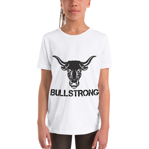 Bullstrong - Youth Girl Short Sleeve T-Shirt
