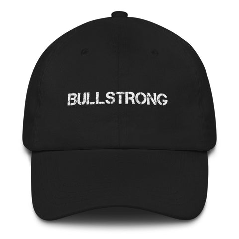 Bullstrong all purpose hat- low profile