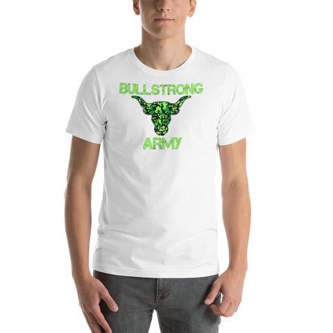 Bullstrong Army - Short-Sleeve Unisex T-Shirt