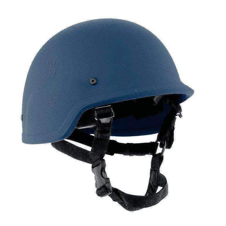 Basic TECC Helmet - Std. Option - T-MED Services, INC - Phalanx Armor