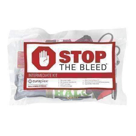 Curaplex Stop the Bleed Kit - Individual - Intermediate - MED-TAC International Corp..