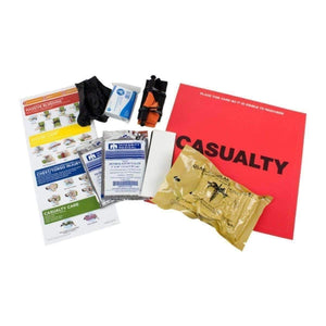 TACMED Emergency Trauma Station Throw Kit - MED-TAC International Corp..