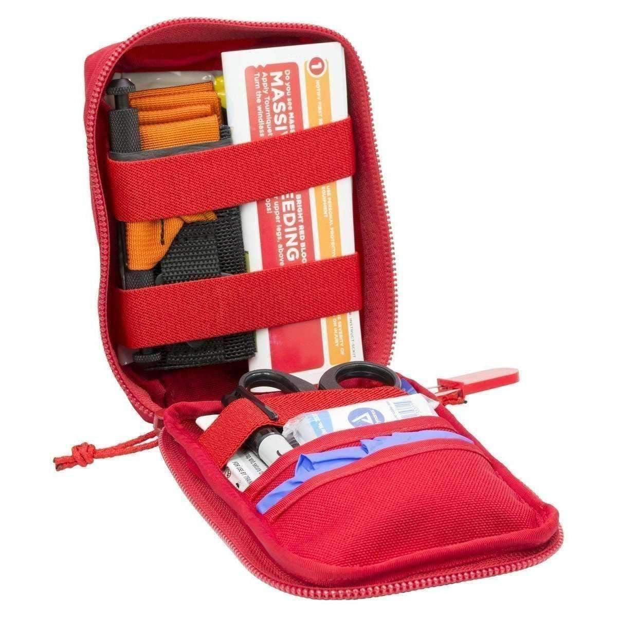 TRAMEDIC Bleeding Control Kit for Schools - MED-TAC International Corp..