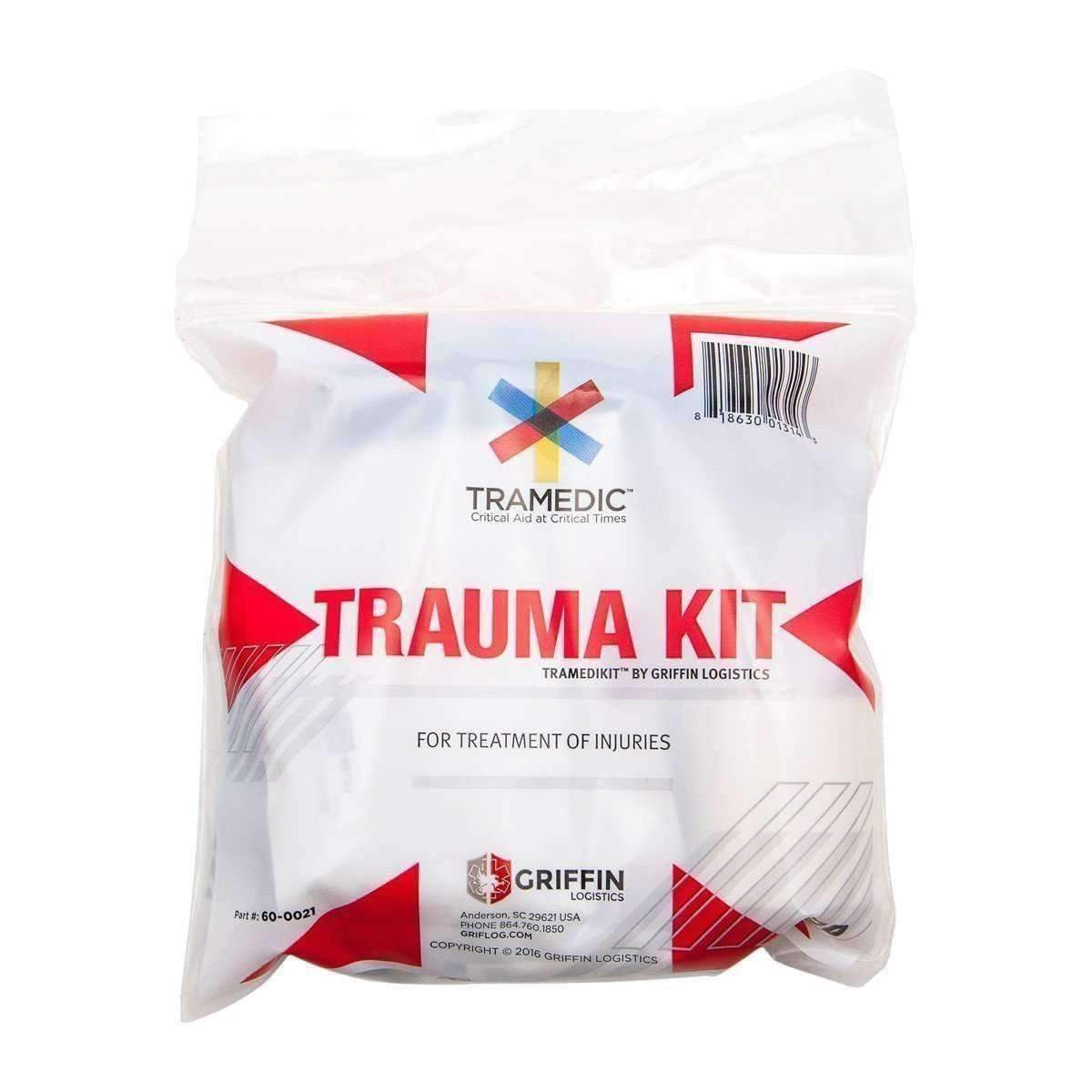 Tramedic Response,TRAMEDIKIT Basic Trauma Kit,medic-packs.
