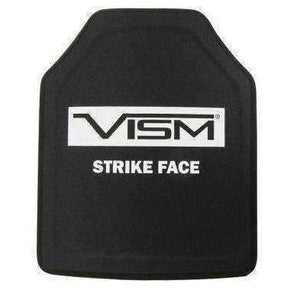 VISM NIJ Certified Level III 10x12 Ballistic Plate - MED-TAC International Corp..