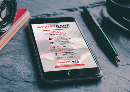 Download the First Care Provider App