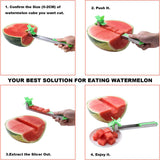 Stainless Steel Automatic Slicer for Watermelon