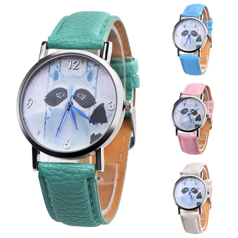 Panda Dial Quartz Watch - Limited Sales 20