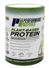 Load image into Gallery viewer, PERFORMANCE INSPIRED NUTRITION - Plant-Based Protein - Vanilla Bean 1.5 lb. 28.8 OZ