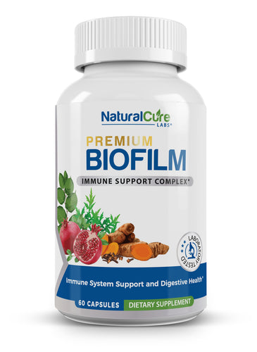 Natural Cure Labs - Biofilm Complex - 60 Capsules