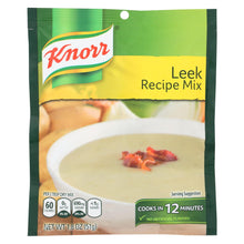 Load image into Gallery viewer, Knorr Recipe Mixes - Leek - Case Of 12 - 1.8 Oz.