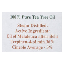 Load image into Gallery viewer, Tea Tree Therapy Tea Tree Oil - 2 Fl Oz