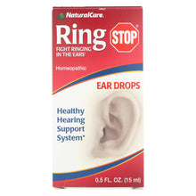 Load image into Gallery viewer, Natural Care Ringstop Eardrops - 0.5 Fl Oz