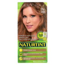 Load image into Gallery viewer, Naturtint Hair Color - Permanent - 7g - Golden Blonde - 5.28 Oz