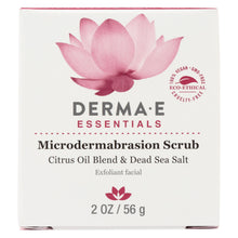 Load image into Gallery viewer, Derma E - Microdermabrasion Scrub - 2 Oz.