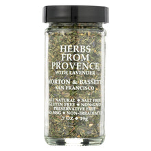 Load image into Gallery viewer, Morton And Bassett Seasoning - Herbs From Provence - .7 Oz - Case Of 3