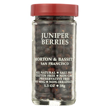 Load image into Gallery viewer, Morton And Bassett - Seasoning - Juniper Berry - Case Of 3 - 1.3 Oz.