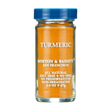 Load image into Gallery viewer, Morton And Bassett Seasoning - Tumeric - 2.4 Oz - Case Of 3