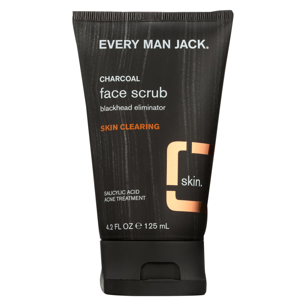 Every Man Jack Face Scrub - Skin Clearing - 4.2 Oz