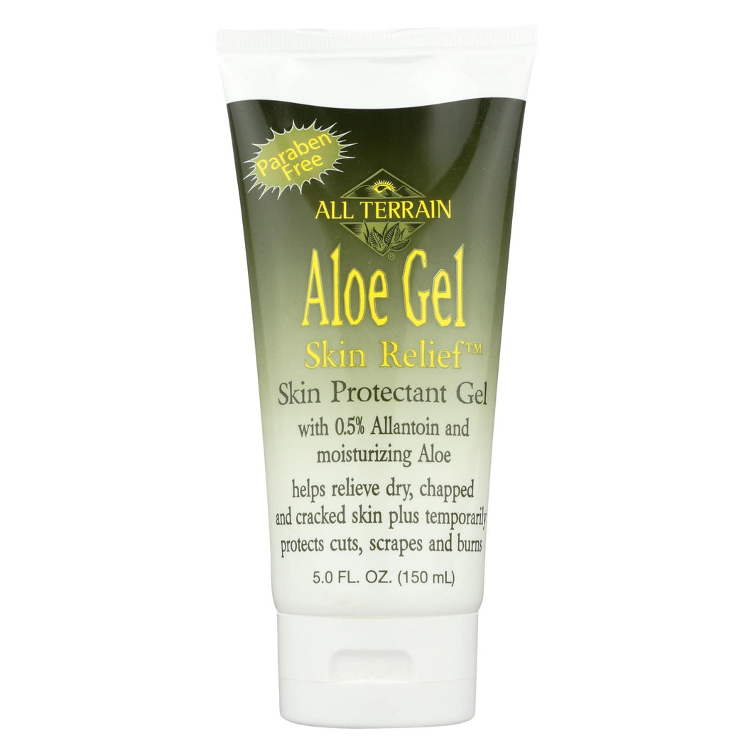 All Terrain - Aloe Gel Skin Relief - 5 Fl Oz