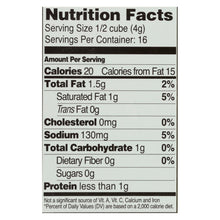 Load image into Gallery viewer, Edwards And Sons Natural Bouillon Cubes - Veggie - Low Sodium - 2.2 Oz - Case Of 12