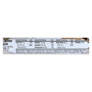 Zone - Nutrition Bar - Fudge Graham - Case Of 12 - 1.76 Oz.