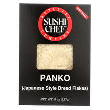 Load image into Gallery viewer, Sushi Chef Japanese Bread Flakes Panko - Case Of 6 - 8 Oz.