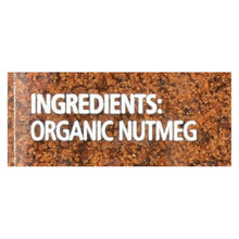 Load image into Gallery viewer, Simply Organic Nutmeg - Organic - Ground - 2.3 Oz