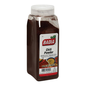 Badia Spices - Chili Powder - Case Of 6 - 16 Oz.