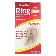 Load image into Gallery viewer, Natural Care Ring Stop - 60 Capsules