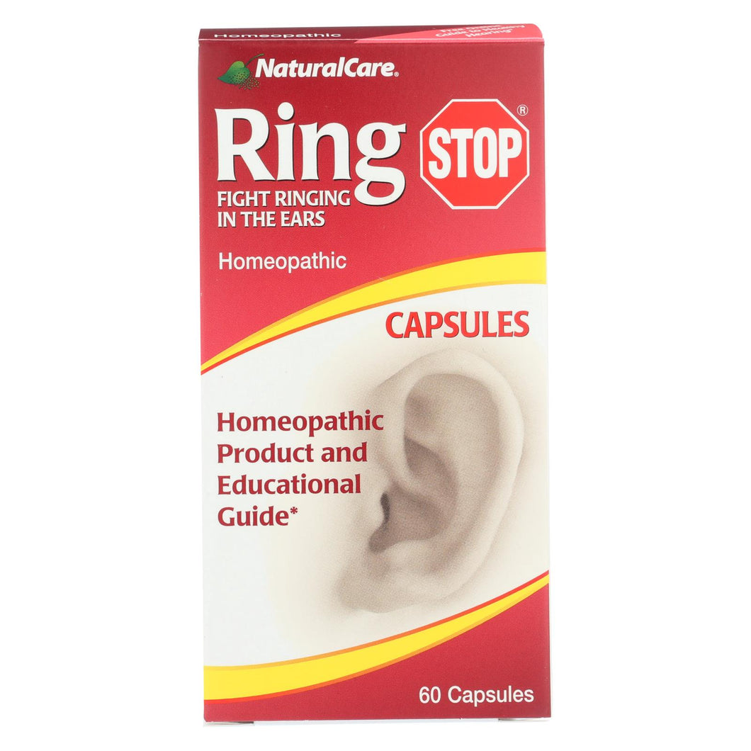 Natural Care Ring Stop - 60 Capsules