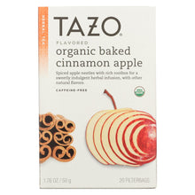 Load image into Gallery viewer, Tazo Tea Organic Tea - Hot Apple Red - Case Of 6 - 20 Bag