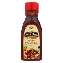 Load image into Gallery viewer, Annie Chun's Go Chu Jang Korean Sweet And Spicy Sauce - Case Of 6 - 10 Fl Oz.