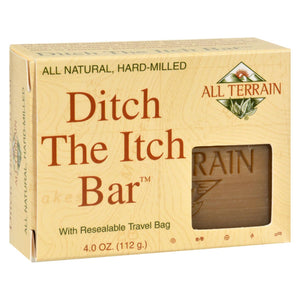 All Terrain - Ditch The Itch Bar - 4 Oz