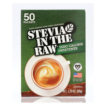 Load image into Gallery viewer, Stevia In The Raw Sweetener - Packets - Case Of 12 - 50 Count